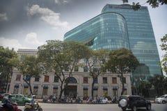 Πόλη Χο Τσι Μινχ Plaza διαμαντιών Στοκ φωτογραφίες με δικαίωμα ελεύθερης χρήσης