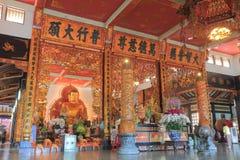 Πόλη Χο Τσι Μινχ Saigon Βιετνάμ ναών παγοδών Nghiem Vinh Στοκ εικόνες με δικαίωμα ελεύθερης χρήσης