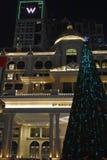Πόλη Al Habtoor στο Ντουμπάι, Ε.Α.Ε. Στοκ φωτογραφίες με δικαίωμα ελεύθερης χρήσης