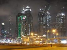 Πόλη Al Habtoor στο Ντουμπάι, Ε.Α.Ε. Στοκ εικόνα με δικαίωμα ελεύθερης χρήσης