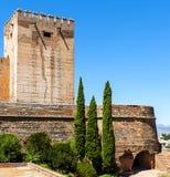 Πόλη Alhambra Στοκ Εικόνες