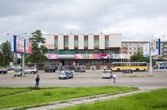 πόλη Angarsk καλοκαίρι 2012 - 59Ф Στοκ Εικόνα