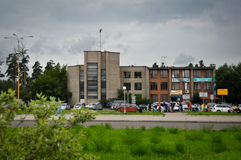 πόλη Angarsk καλοκαίρι 2012 - 36 Στοκ Φωτογραφίες