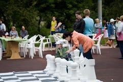πόλη Angarsk καλοκαίρι 2012 - 42 Στοκ Φωτογραφία