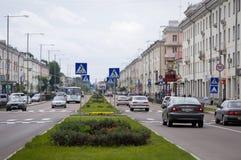 πόλη Angarsk καλοκαίρι 2012 - 48 Στοκ φωτογραφία με δικαίωμα ελεύθερης χρήσης