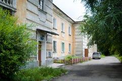 πόλη Angarsk καλοκαίρι 2012 - 47a Στοκ Εικόνες