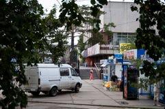 πόλη Angarsk καλοκαίρι 2012 - 53 Στοκ εικόνες με δικαίωμα ελεύθερης χρήσης