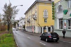 πόλη Angarsk καλοκαίρι 2011 - 86 Στοκ Φωτογραφία