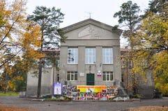 πόλη Angarsk καλοκαίρι 2011 - 80 Στοκ εικόνα με δικαίωμα ελεύθερης χρήσης