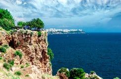 Πόλη Antalya, Τουρκία Στοκ Εικόνες