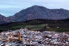 Πόλη Antequera, Ανδαλουσία, Ισπανία Στοκ φωτογραφία με δικαίωμα ελεύθερης χρήσης