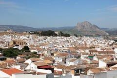 Πόλη Antequera, Ισπανία Στοκ Φωτογραφίες