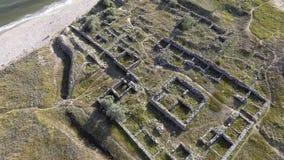 Πόλη Antic στην Κριμαία απόθεμα βίντεο