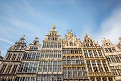Πόλη Antwerpen στο Βέλγιο Στοκ Φωτογραφία