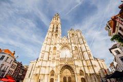 Πόλη Antwerpen στο Βέλγιο Στοκ Εικόνες