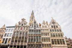 Πόλη Antwerpen στο Βέλγιο Στοκ εικόνες με δικαίωμα ελεύθερης χρήσης