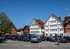 Πόλη Appenzell, Ελβετία Στοκ φωτογραφίες με δικαίωμα ελεύθερης χρήσης