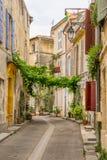 Πόλη Arles σε Bouches du Ροδανός Στοκ Εικόνες