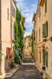 Πόλη Arles σε Bouches du Ροδανός Στοκ Εικόνα