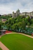 Πόλη Bazel Στοκ φωτογραφία με δικαίωμα ελεύθερης χρήσης