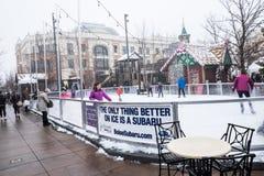 Πόλη Boise, Αϊντάχο Στοκ φωτογραφίες με δικαίωμα ελεύθερης χρήσης