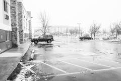 Πόλη Boise, Αϊντάχο Στοκ Εικόνες