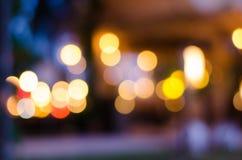 Πόλη Bokeh Στοκ φωτογραφίες με δικαίωμα ελεύθερης χρήσης