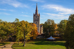 Πόλη Cesis Στοκ φωτογραφία με δικαίωμα ελεύθερης χρήσης