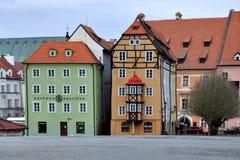 Πόλη Cheb Στοκ Φωτογραφίες