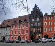 Πόλη Cheb Στοκ φωτογραφία με δικαίωμα ελεύθερης χρήσης