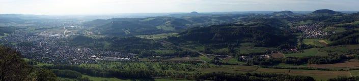 Πόλη Donzdorf στοκ εικόνες