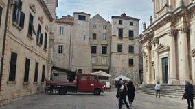Πόλη Dubrovnik, Κροατία Στοκ Εικόνες