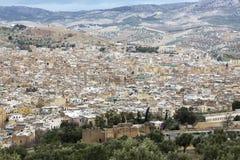 Πόλη Fes στο Μαρόκο Στοκ Φωτογραφίες