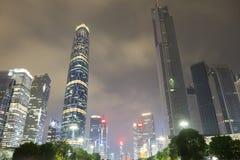 Πόλη Guangzhou Στοκ Εικόνες