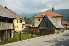 Πόλη Gusinje Στοκ Φωτογραφίες