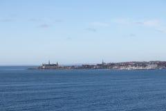 πόλη helsingor Στοκ Εικόνες
