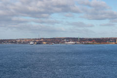 πόλη helsingor Στοκ φωτογραφία με δικαίωμα ελεύθερης χρήσης