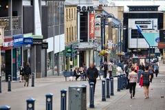 Πόλη Huddersfield στοκ φωτογραφίες