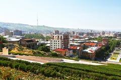 Πόλη Jerevan στοκ φωτογραφία με δικαίωμα ελεύθερης χρήσης