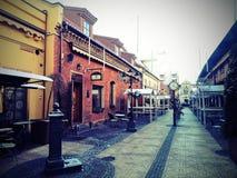 Πόλη Klaipeda, Λιθουανία Στοκ Εικόνες