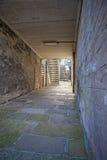 Πόλη Lerwick, παλαιά μετάβαση, Scotland2 Στοκ Φωτογραφίες