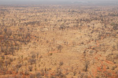 Πόλη Livingstone, Ζάμπια - Αφρική Στοκ Φωτογραφίες