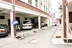 Πόλη Melaka Στοκ εικόνα με δικαίωμα ελεύθερης χρήσης