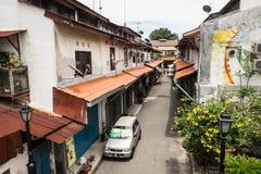 Πόλη Melaka Στοκ Φωτογραφίες