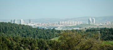 Πόλη Modiin στοκ φωτογραφία