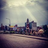 Πόλη Multan Στοκ εικόνα με δικαίωμα ελεύθερης χρήσης