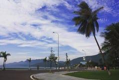 Πόλη NhÆ ¡ ν Quy, Binh Dinh, Βιετνάμ Στοκ φωτογραφίες με δικαίωμα ελεύθερης χρήσης