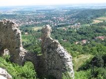 Πόλη Orahovica στοκ φωτογραφίες
