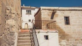 Πόλη Ortahisar σε Cappadocia Τουρκία Στοκ Εικόνα