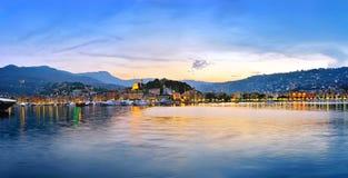 Πόλη Portofino Στοκ εικόνες με δικαίωμα ελεύθερης χρήσης